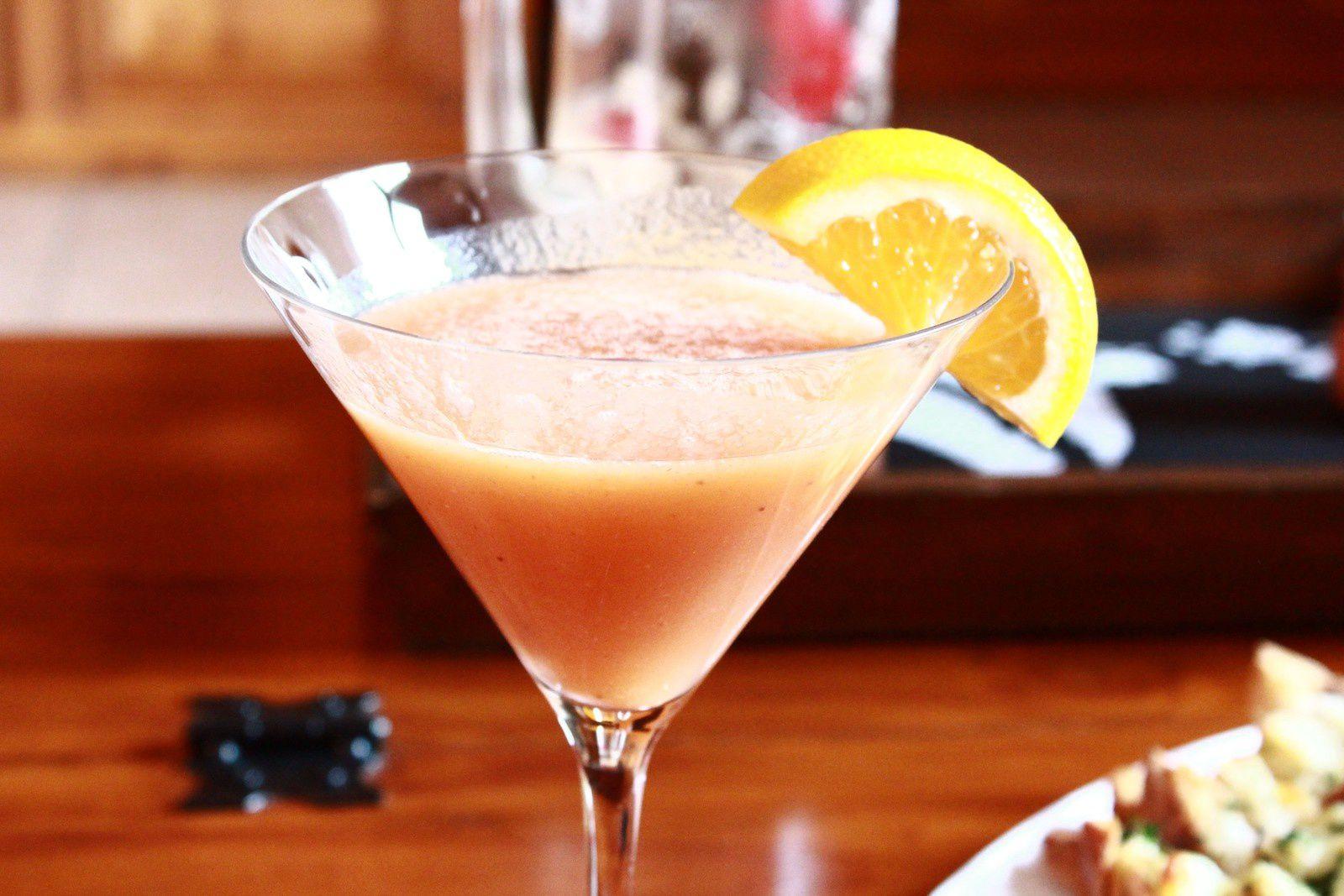Cocktail fruité :)