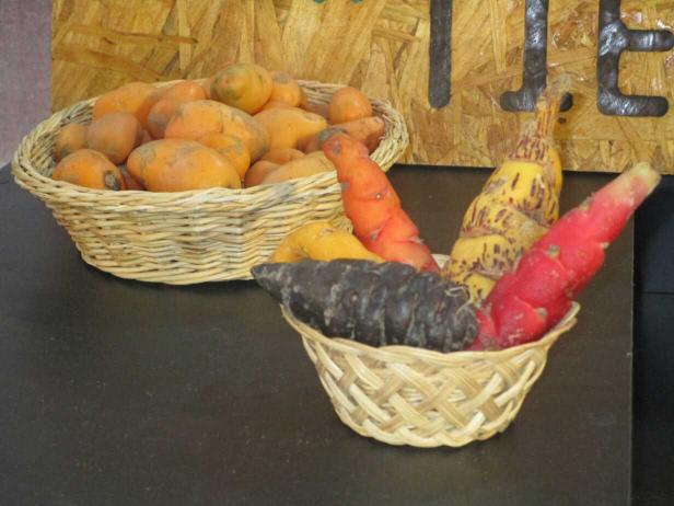 La pomme de terre et autres tubercules