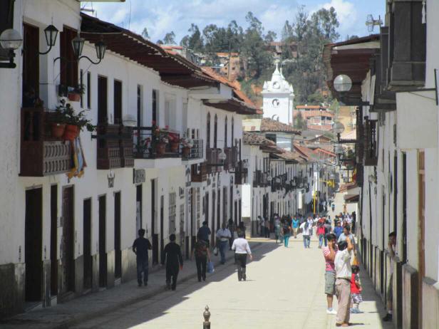 Chachapoyas et les villages autour (Pérou)