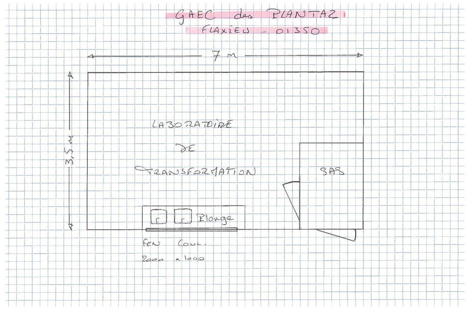 Kit extérieur - Une sorbetière de 26m² dans le Bugey