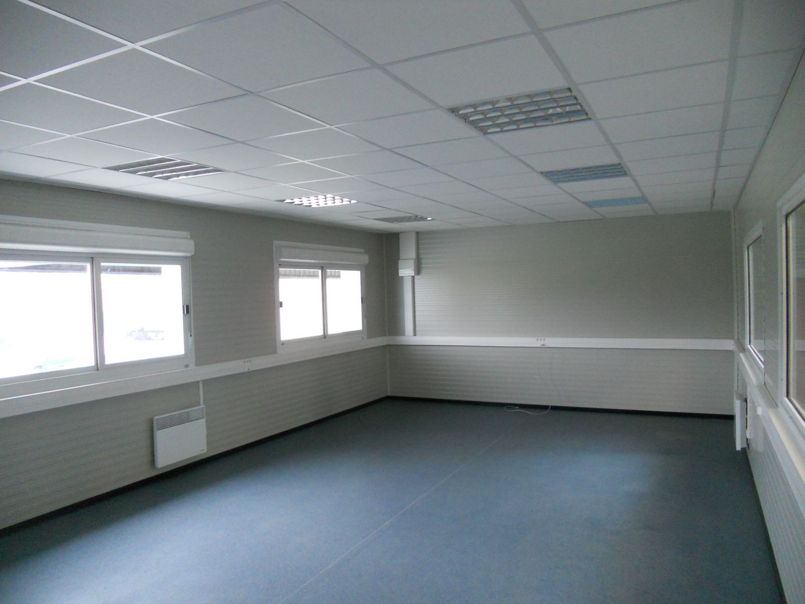 AMENAGEMENT INDUSTRIEL - HEXACOMB - SUITE ET FIN