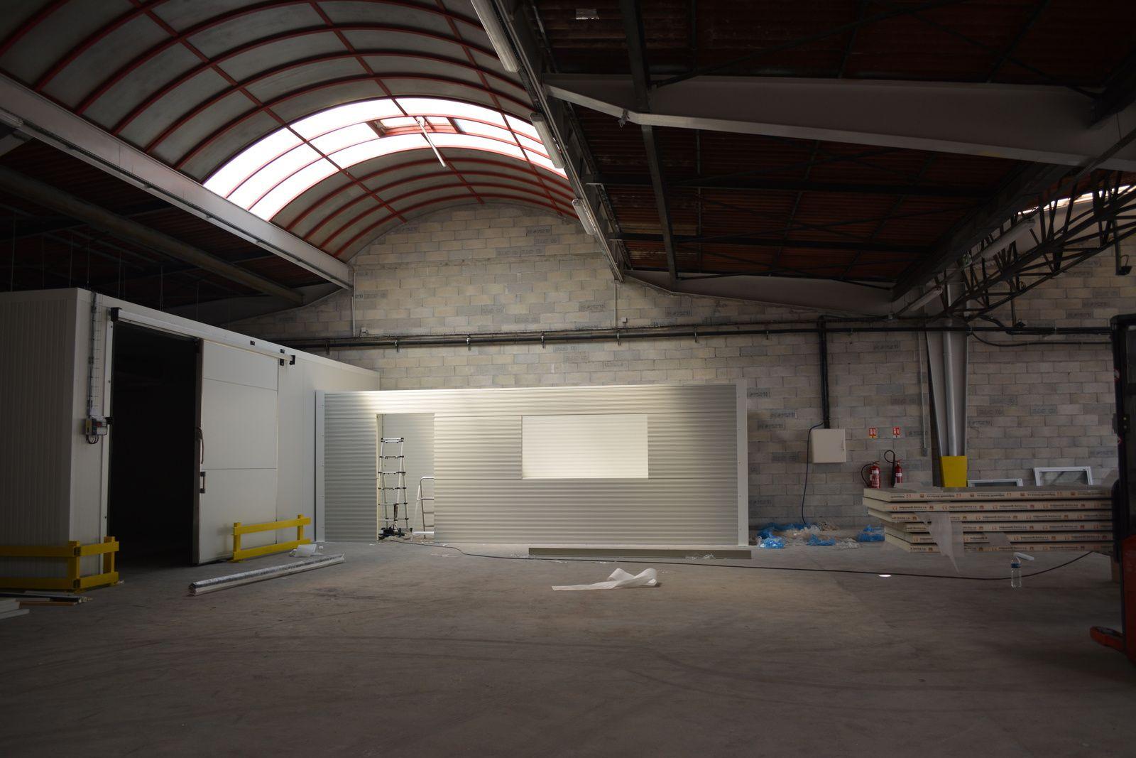 Nice (06) : Un bureau d'atelier en kit de 24m² pour HOURA