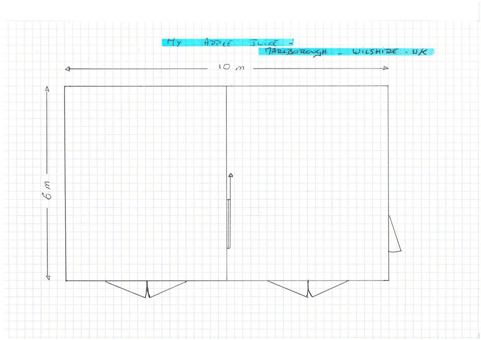 Marlborough GB : Laboratoire modulaire de transformation en KIT &quot&#x3B;My Apple Juice&quot&#x3B;