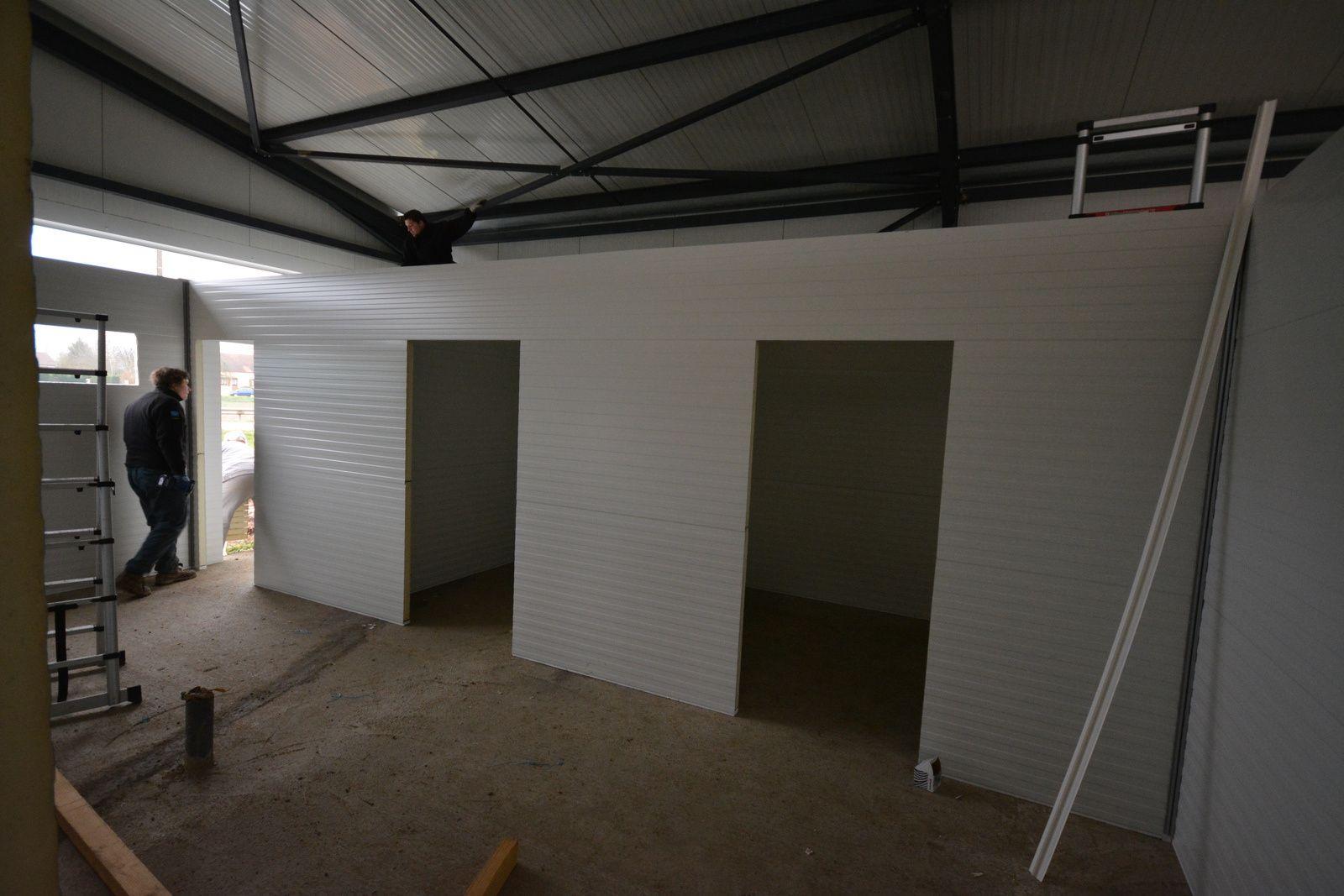 Labo - atelier modulaire de découpe et fabrication charceterie