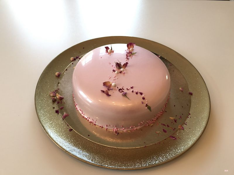Mlle Lola : entremets