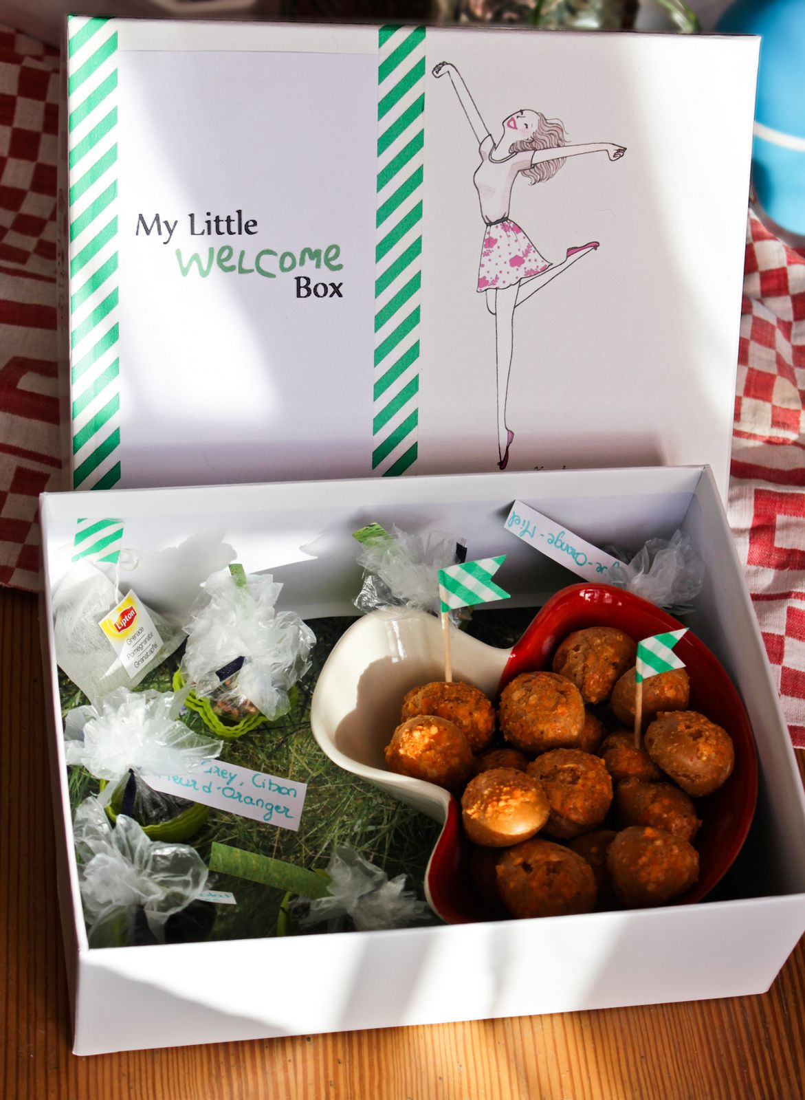 My Little Welcome Box