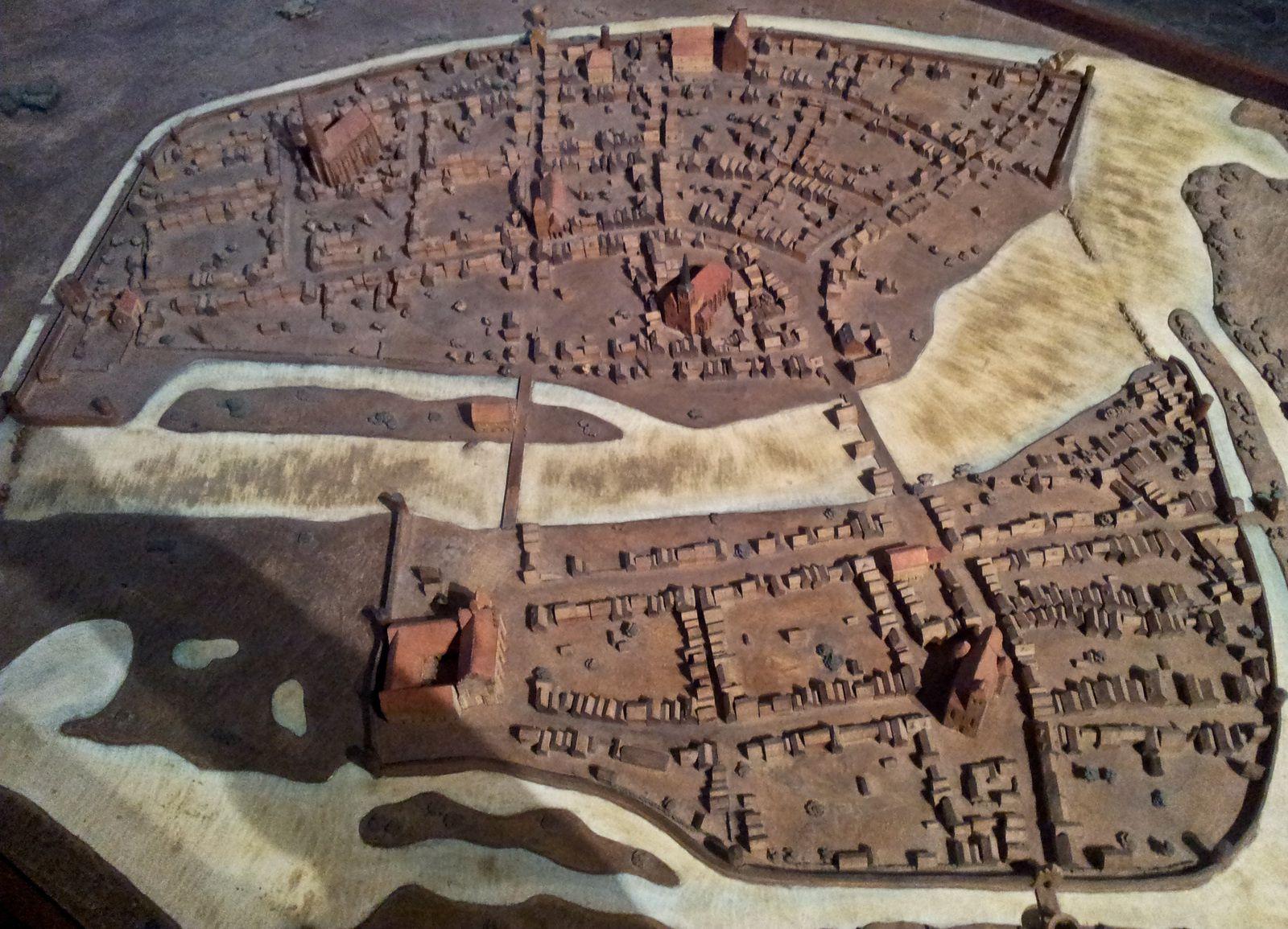 Détour par Märkisches Museum - Voici Berlin au 13ème et au 17ème siècles