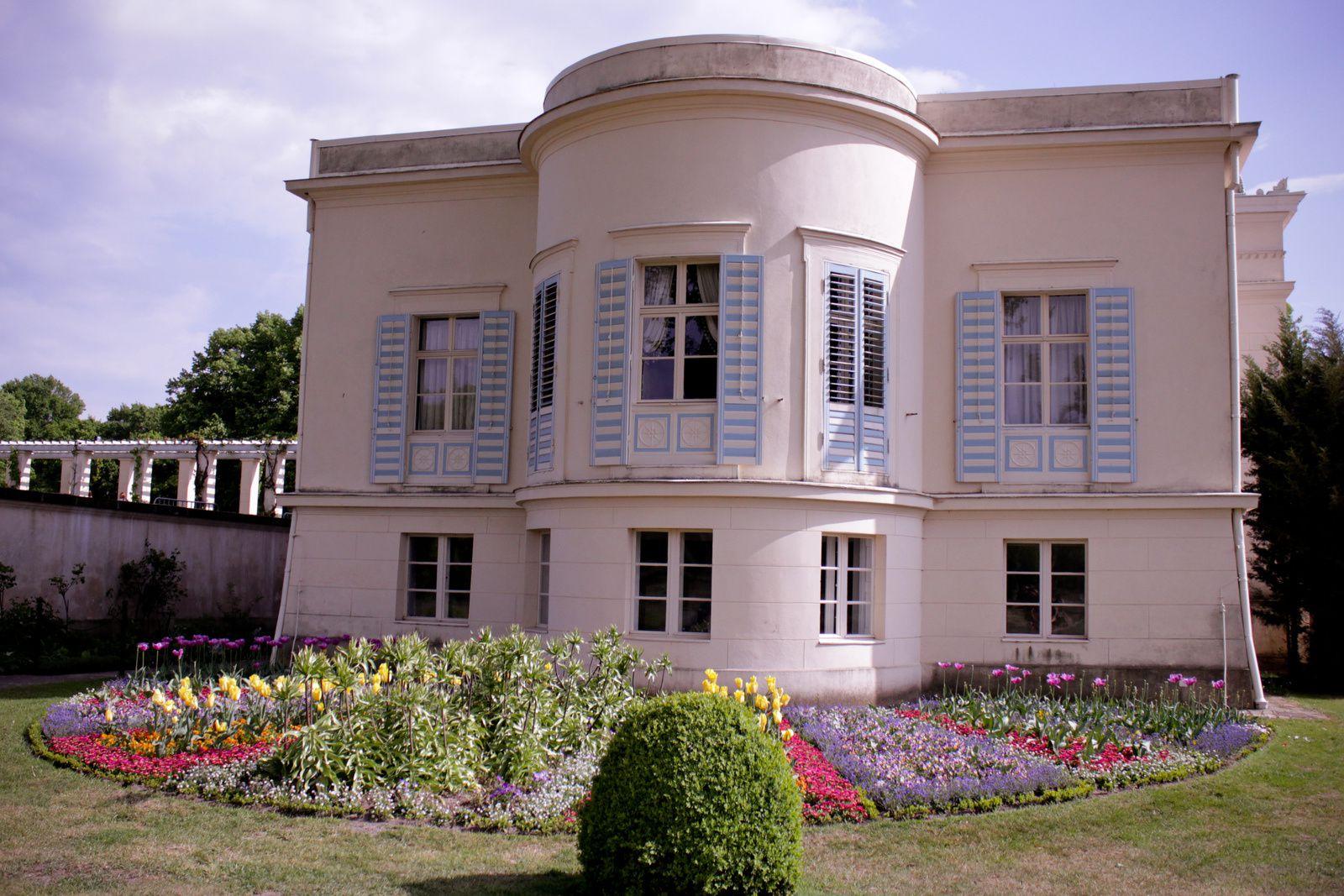 Le Château de Charlottenhof