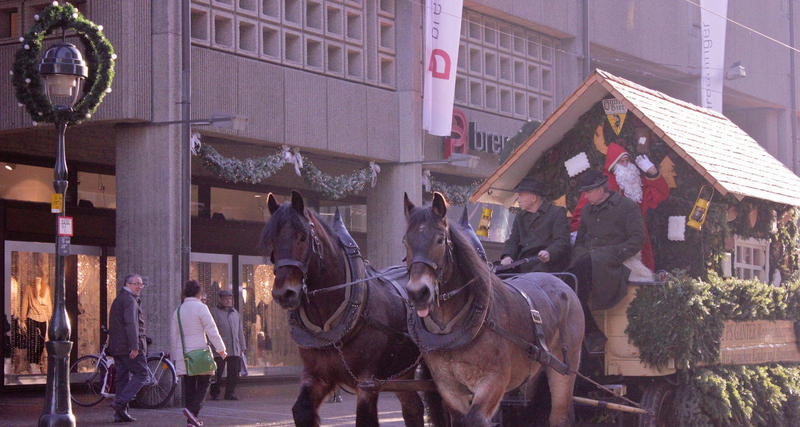 Kennen Sie der freiburger Weihnachtsmarkt ?