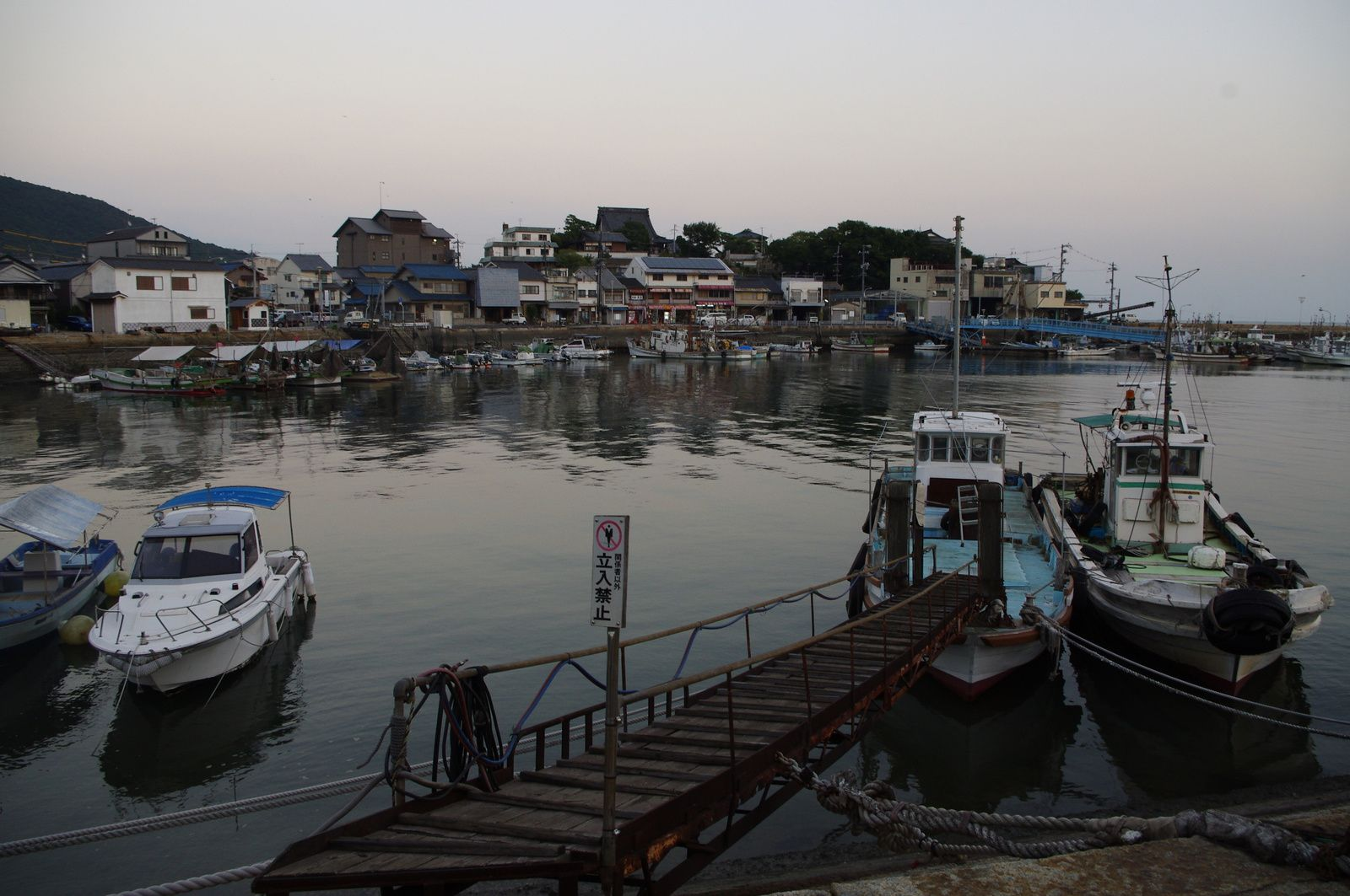 le port de Tomonoura