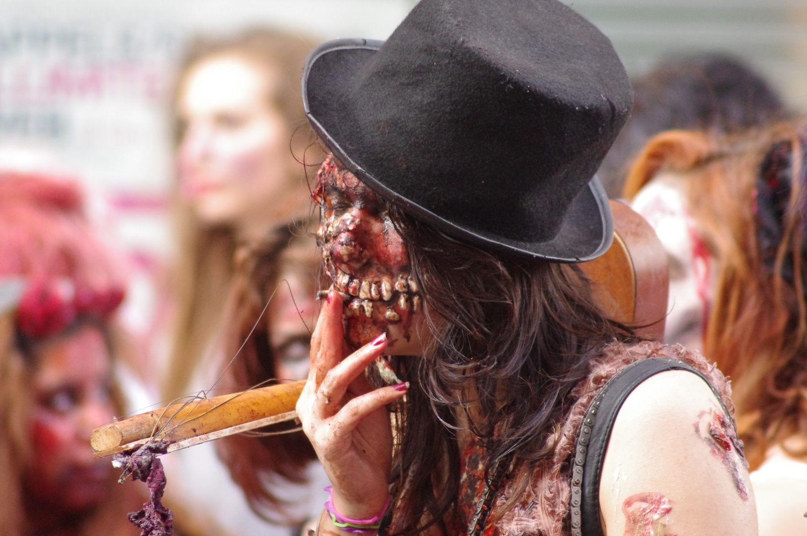 souvenirs de zombies