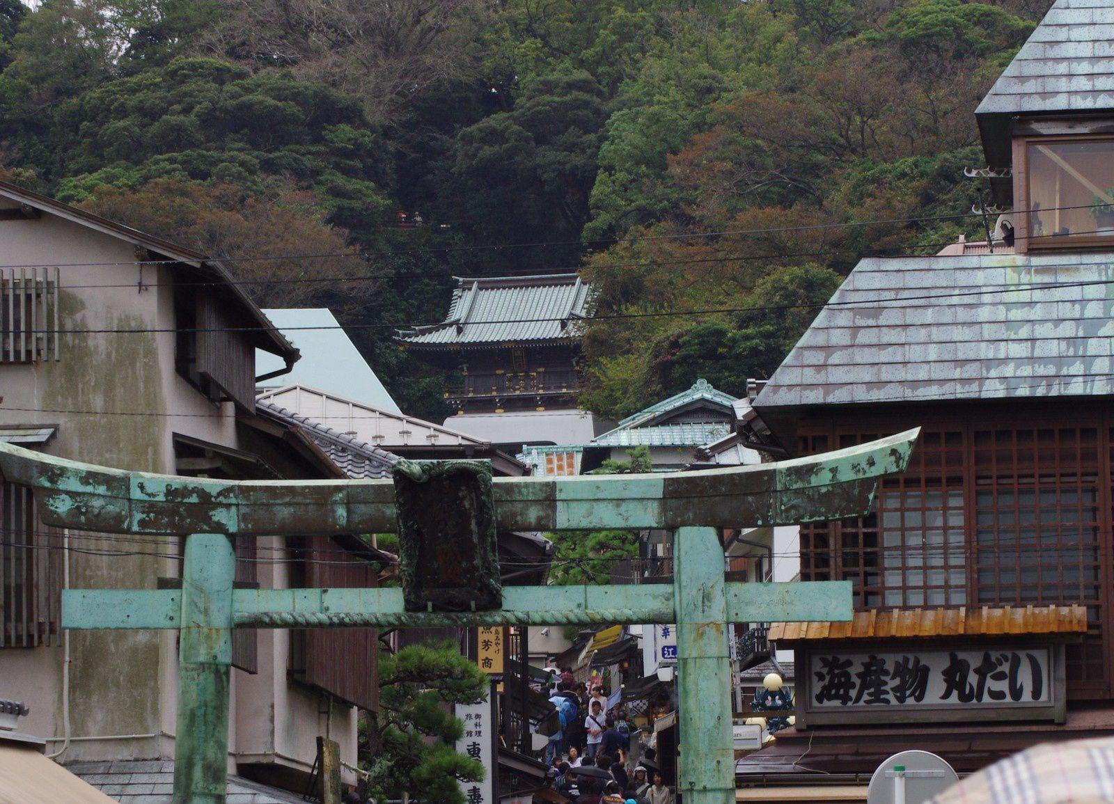 Kanagawa (numéro 14 sur la carte) 1:Kamakura et Enoshima