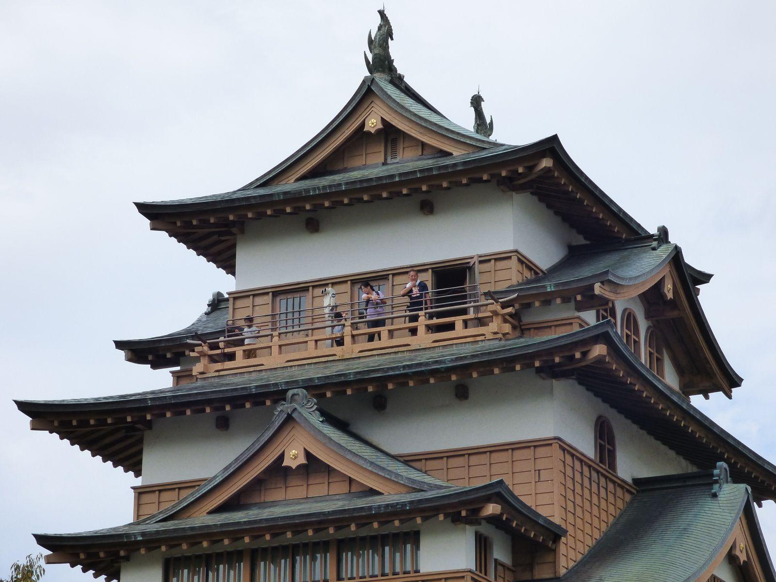 château de Suwa