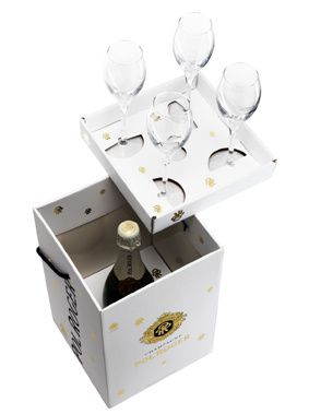 Champagne Pol Roger: un duo exceptionnel