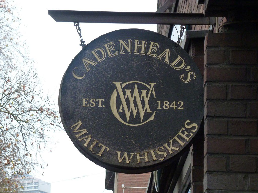 Focus sur la boutique Cadenhead's Whisky Market (Cologne)