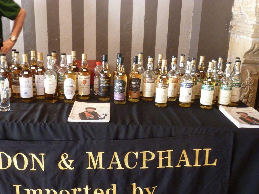Compte rendu : Whisky Festival des embouteilleurs indépendants 2014 (Alost)