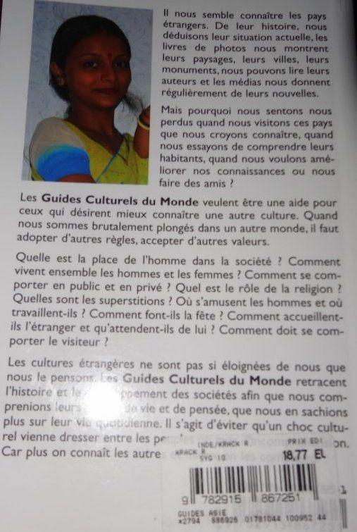 INDE - Guides culturels du Monde