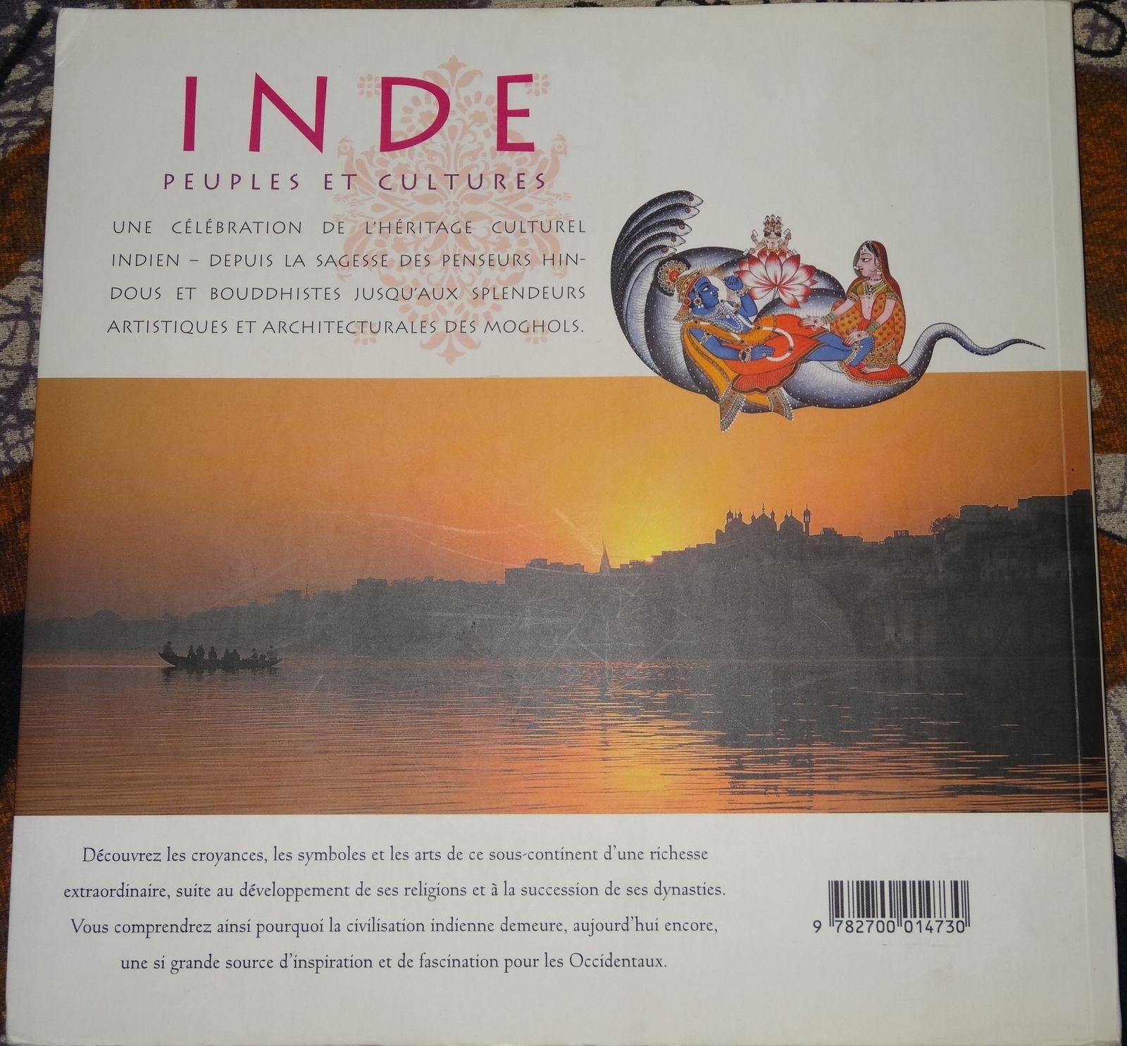 INDE - Peuples et cultures de Chakravarthi Ram-Prasad