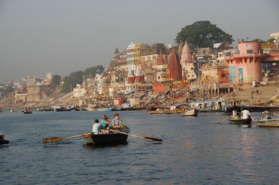 Le Gange, fleuve sacré indien