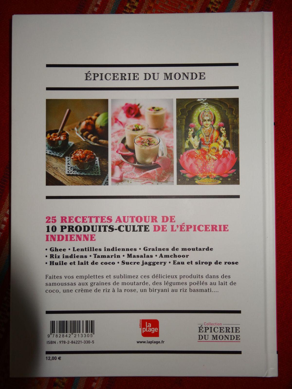 Epicerie du Monde INDE de Linda Louis
