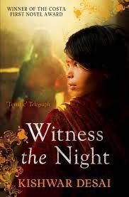 Témoin de la nuit de Kishwar Desai