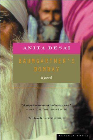 Le Bombay de Baumgartner de Anita Desai