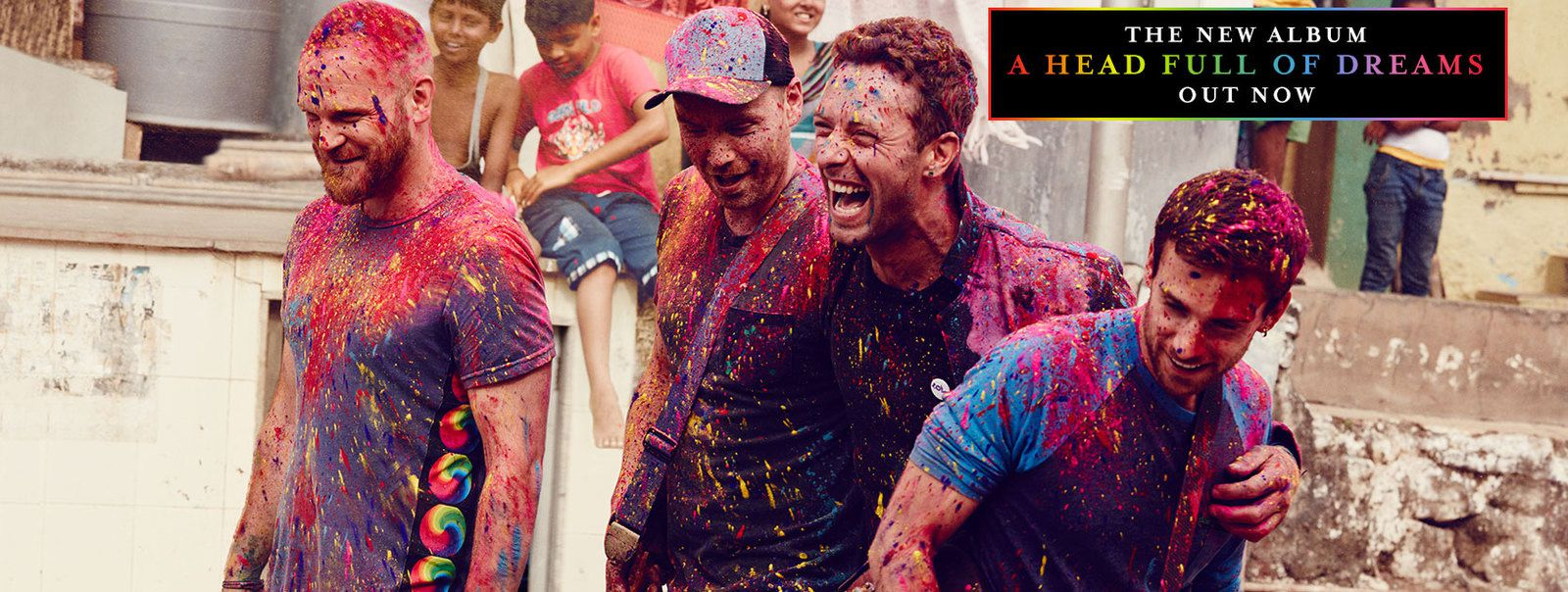 &quot&#x3B;Hymn for the weekend&quot&#x3B; de Coldplay