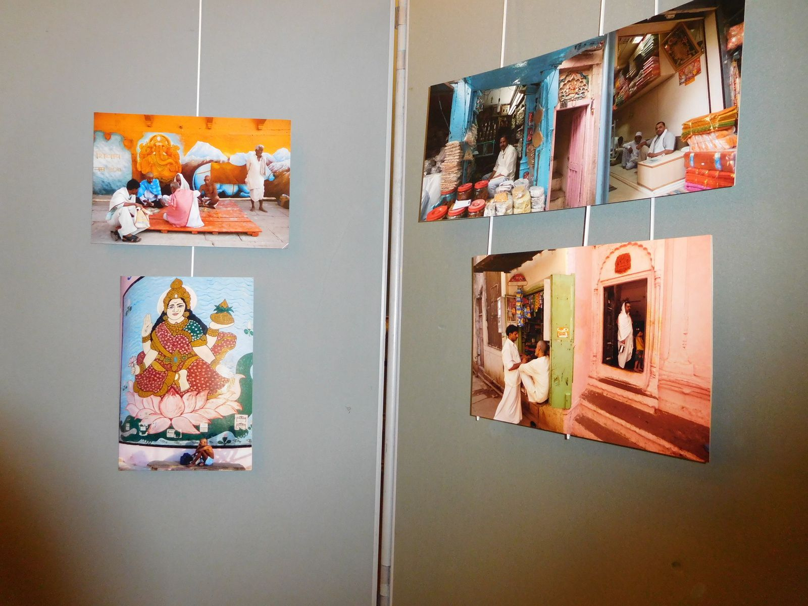 Le salon en images - Copyright : atasi