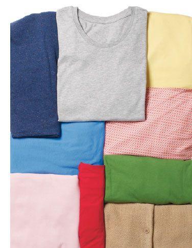 Recyclez vos vieux habits et soutenez l'action d'Emmaüs