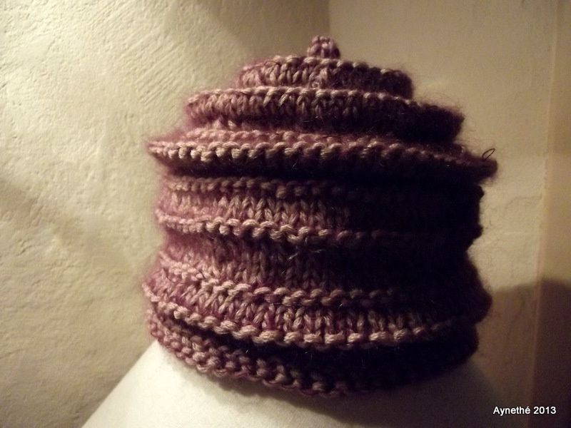 Bonnet pagode