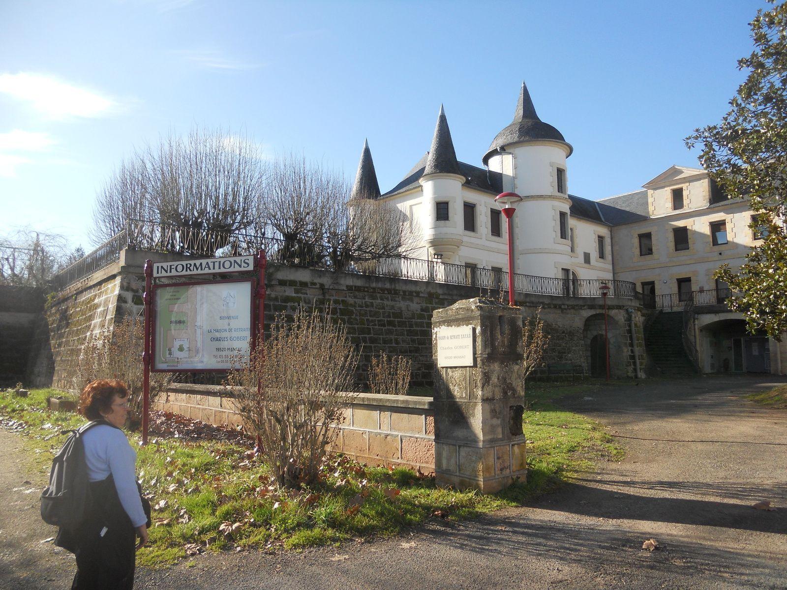 Le château de la Choisne