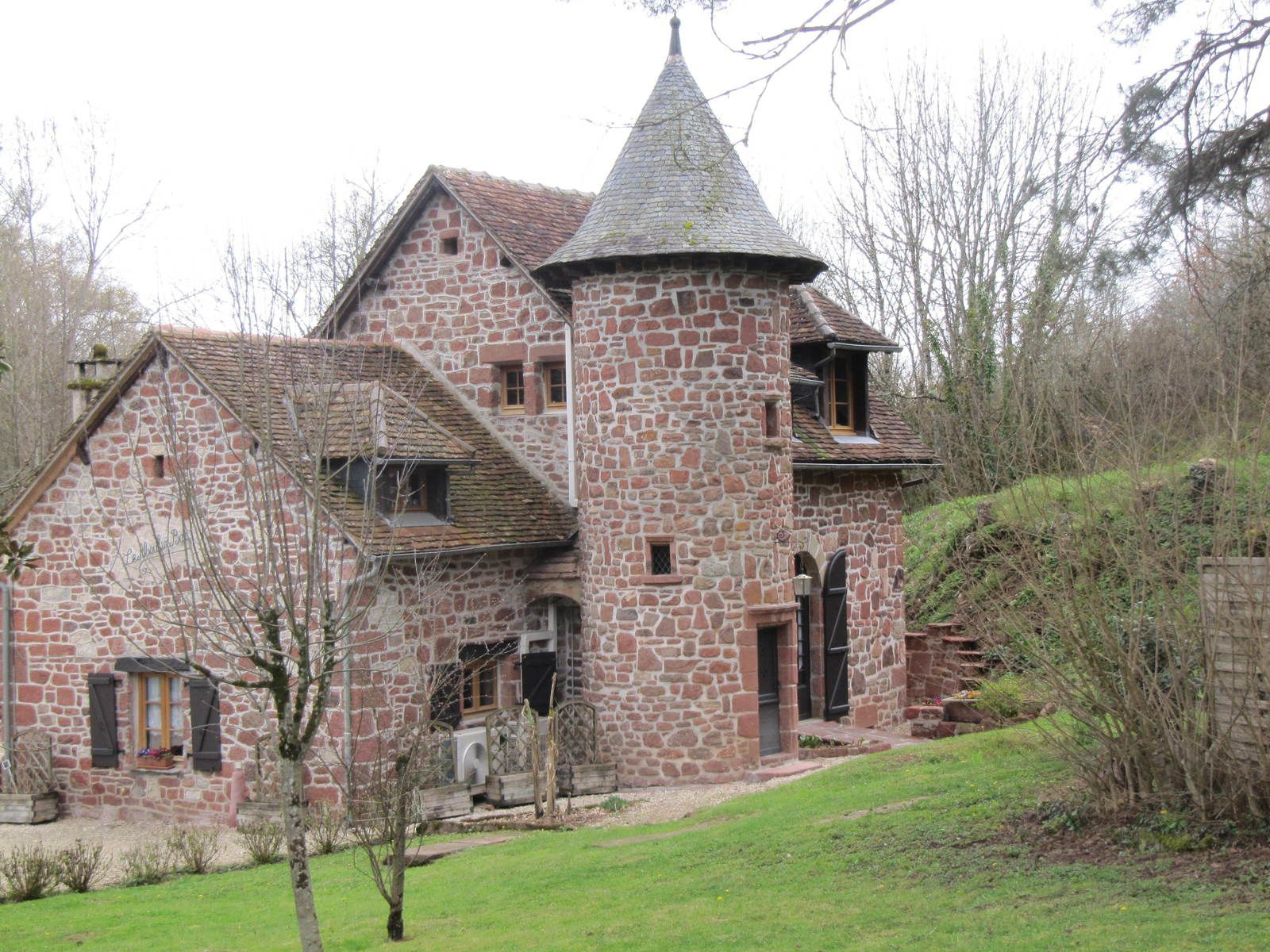 La maison de Cendrillon?