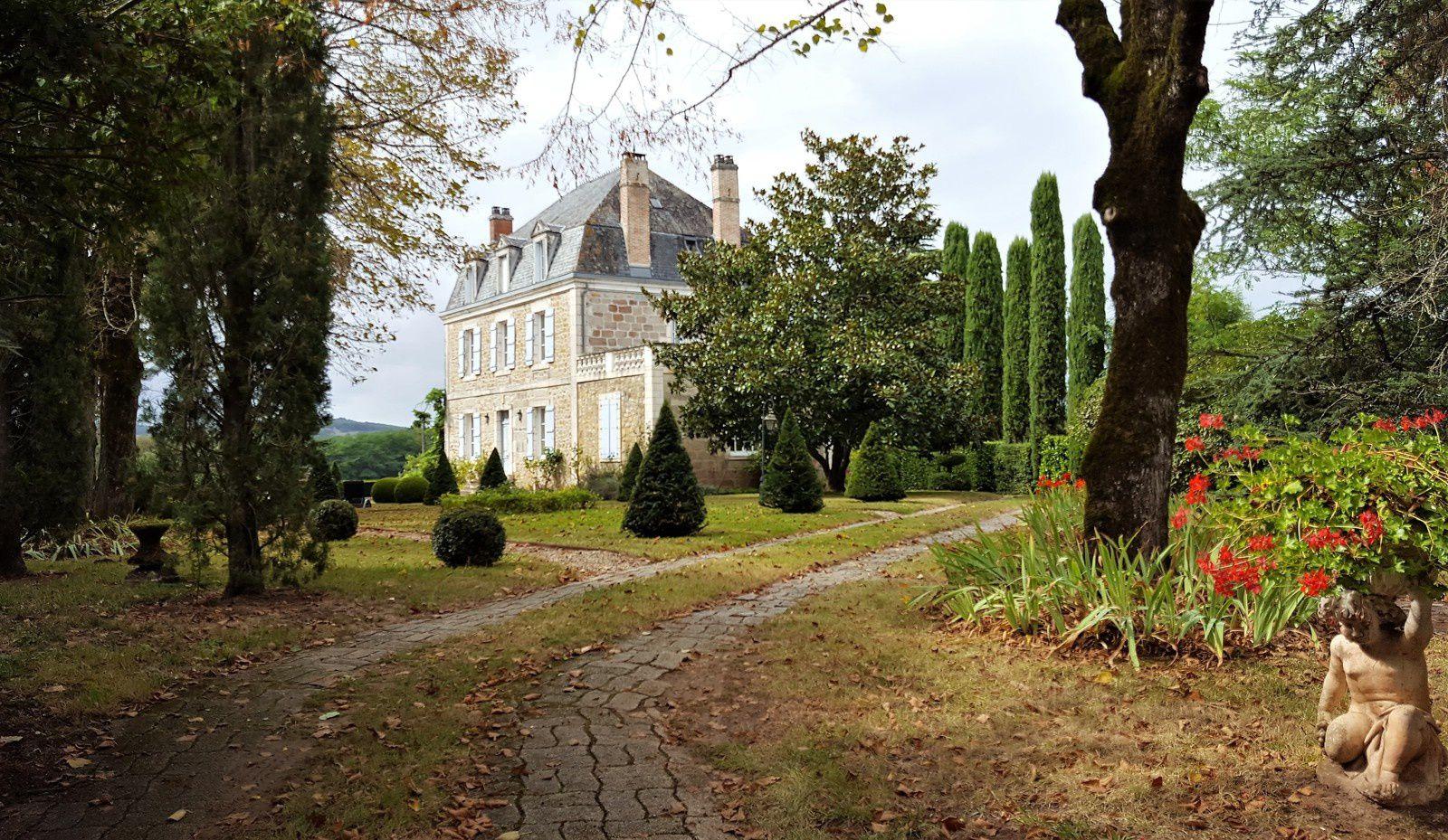 Une belle demeure