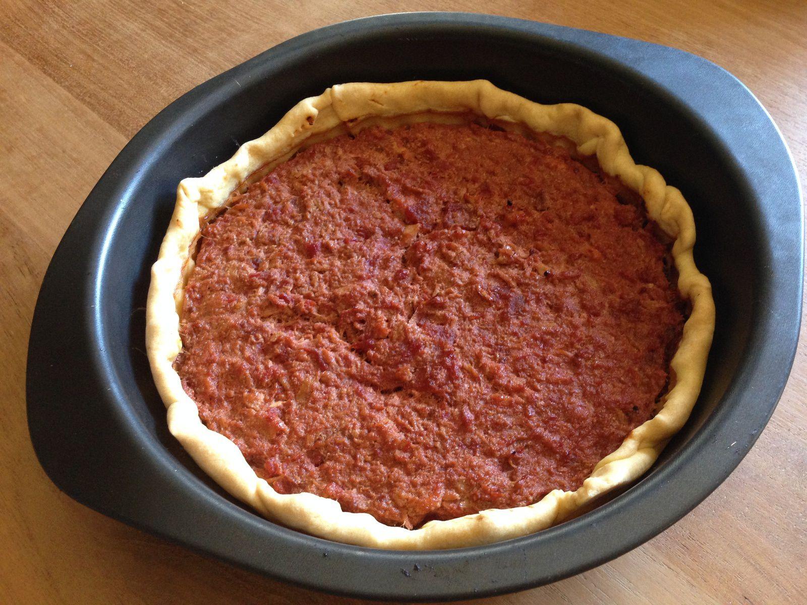 Tarte-thon-tomates-tapenade (TTTT)