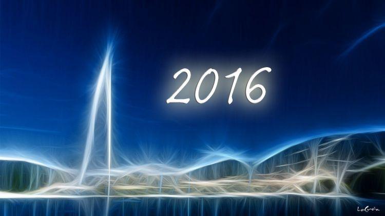 Bonne année ! Meilleurs voeux !