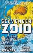 Scavenger Zoïd, Paul Steward, Chris Riddel, Milan, 2016