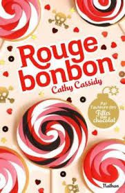 Rouge bonbon, Cathy Cassidy, Nathan, 2016