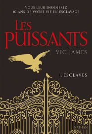 Les puissants : esclaves, Vic James, Nathan, 2017