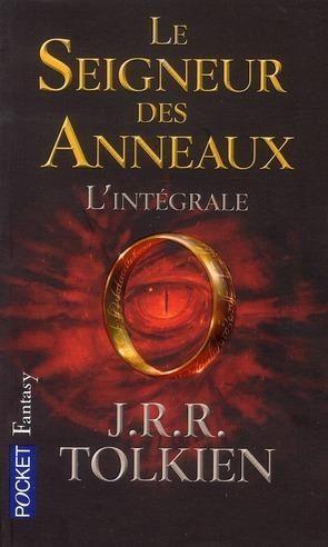 Le seigneur des anneaux, tome 1 - J.R.R Tolkien - collection Pocket