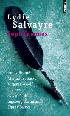 Sept femmes de Lydie Salvayre, collection Points