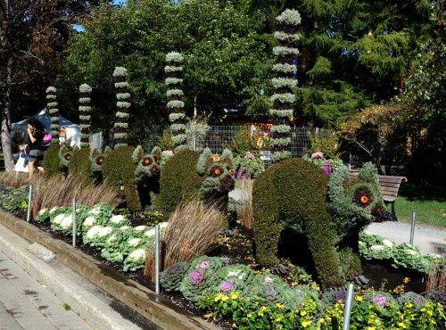Au jardin botanique de montreal for Au jardin de fanny montreal