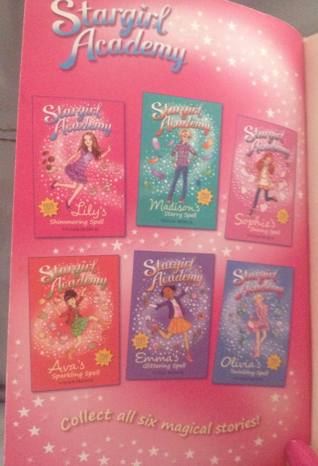 Stargirl Academy - Lily's Shimmering Spell #BookReview