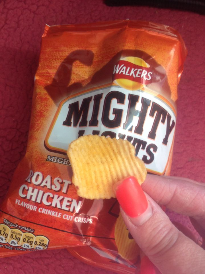Back to school with a crunch with Walkers Mighty Lights #MightyLights