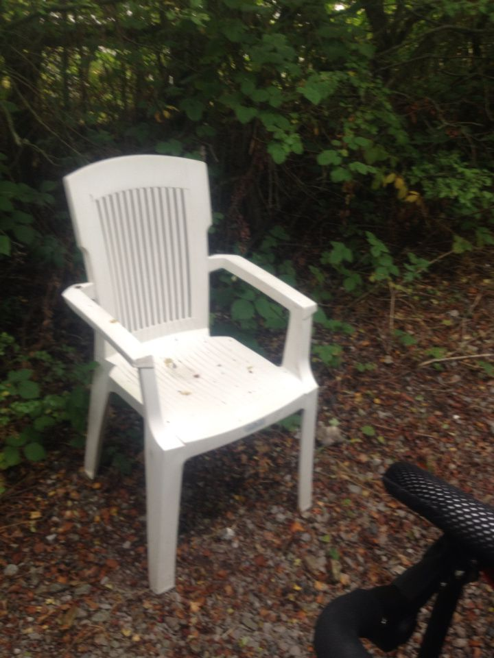 The Chair In The Deep Dark Woods #CountryKids