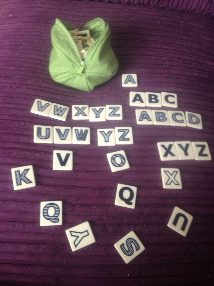 A Fruit Salad of Fun with Bananagrams - Product Review