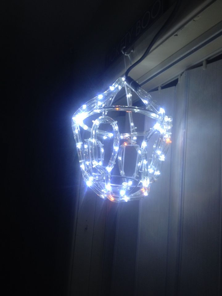 Getting into the Christmas spirit with an LED Lantern #ProductReview
