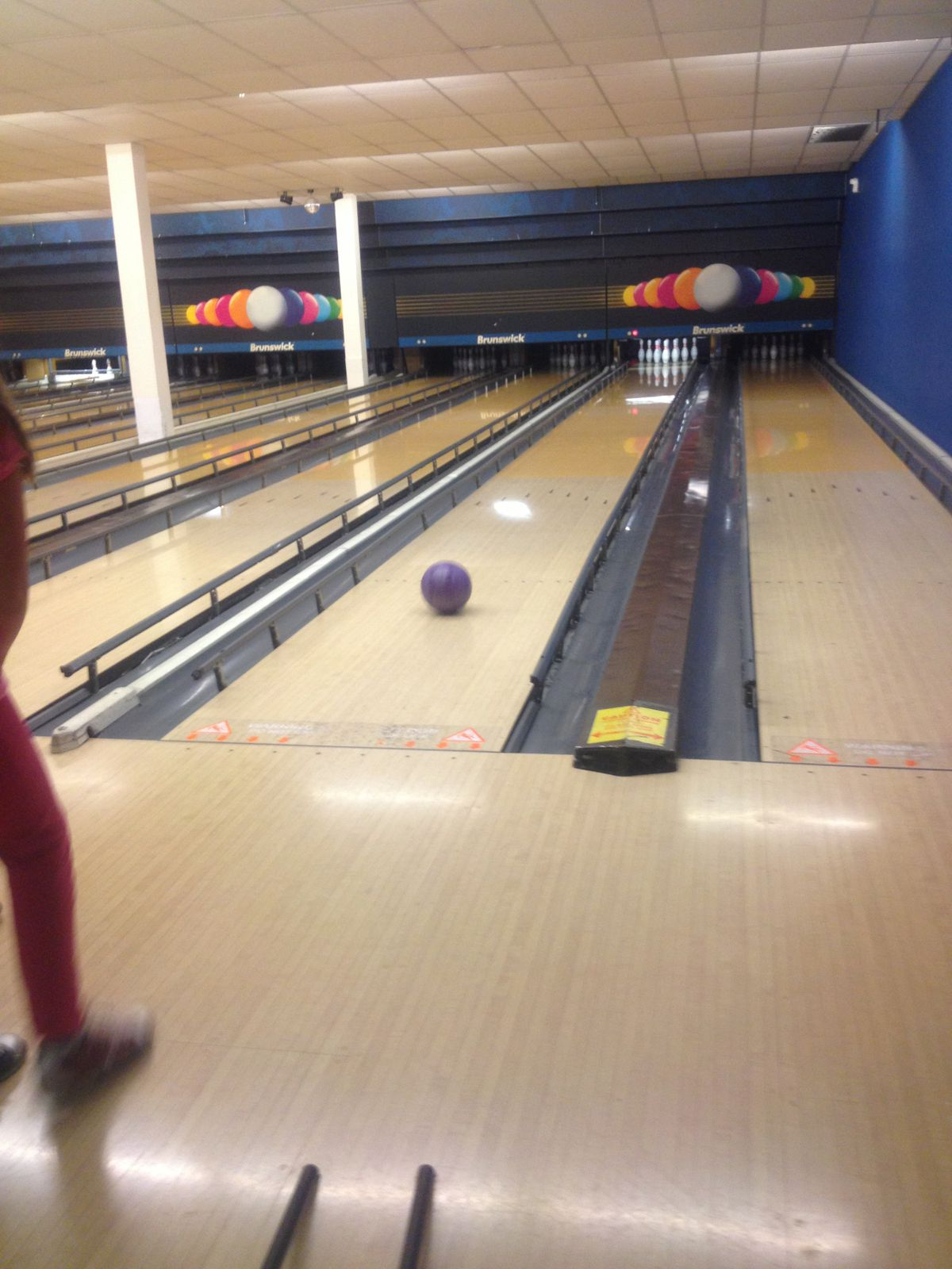 Bowling them over with #LoveCravendale