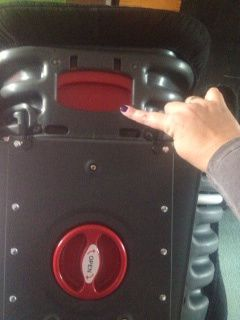 A bit more peace of mind with a Monterey2 Expendable Booster Car Seat - Product Review