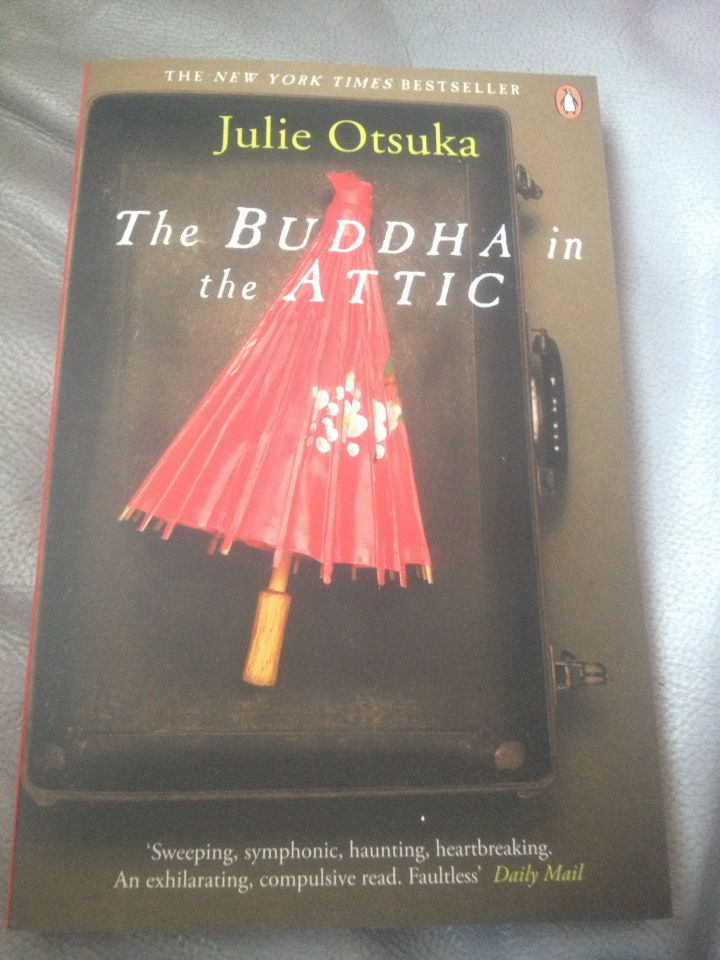 The Buddha In The Attic #BookwormWednesday