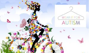 """""""Wear It For Autism"""" with Anna Kennedy"""